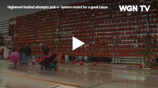 Jack O Lattern Record WGN
