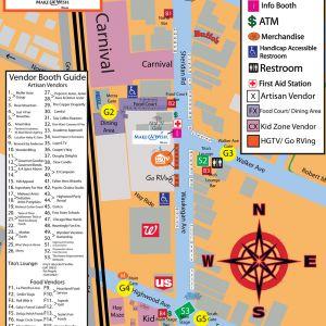 Pumpkin Fest Map